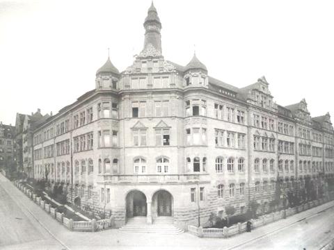 Osterfeldschule Pforzheim